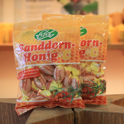 Sanddorn-Honig Bonbons