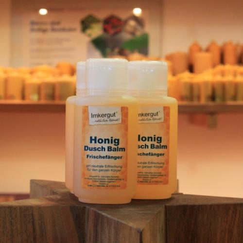 Honig Dusch Balm Frischefänger