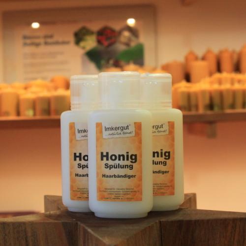 Honig Spülung