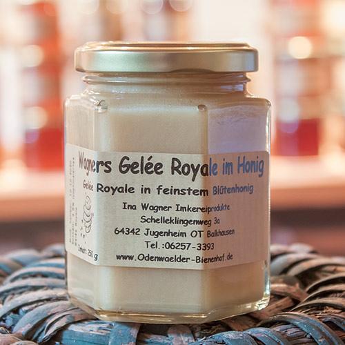 Gelée Royale im Honig