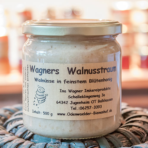 Walnusstraum Cremig
